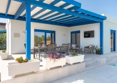 Rhodes Holidays Villa Thalassa 30