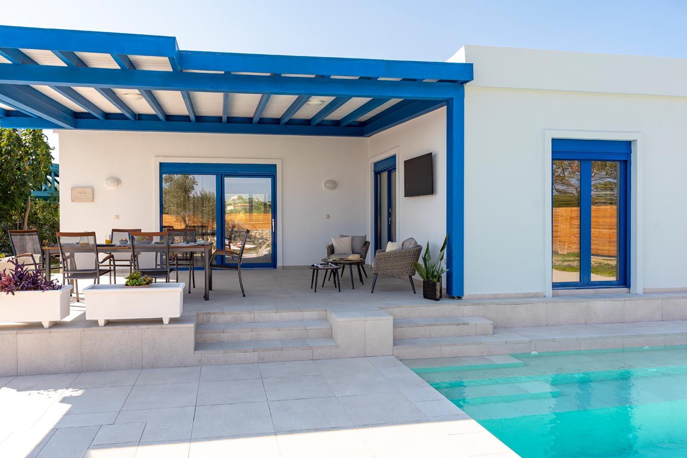 Rhodes Holidays Villa Thalassa 31