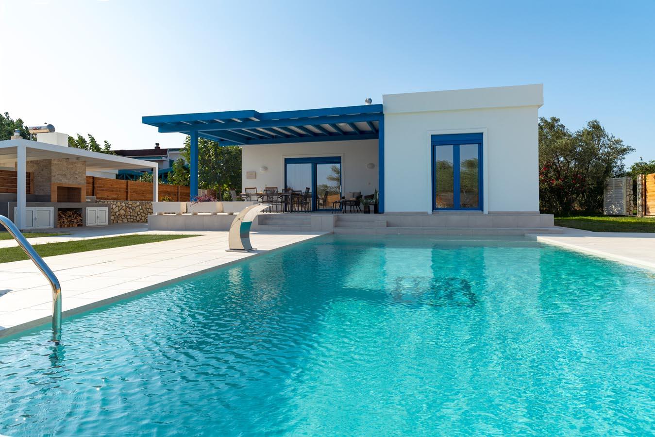 Rhodes Holidays Villa Thalassa 32