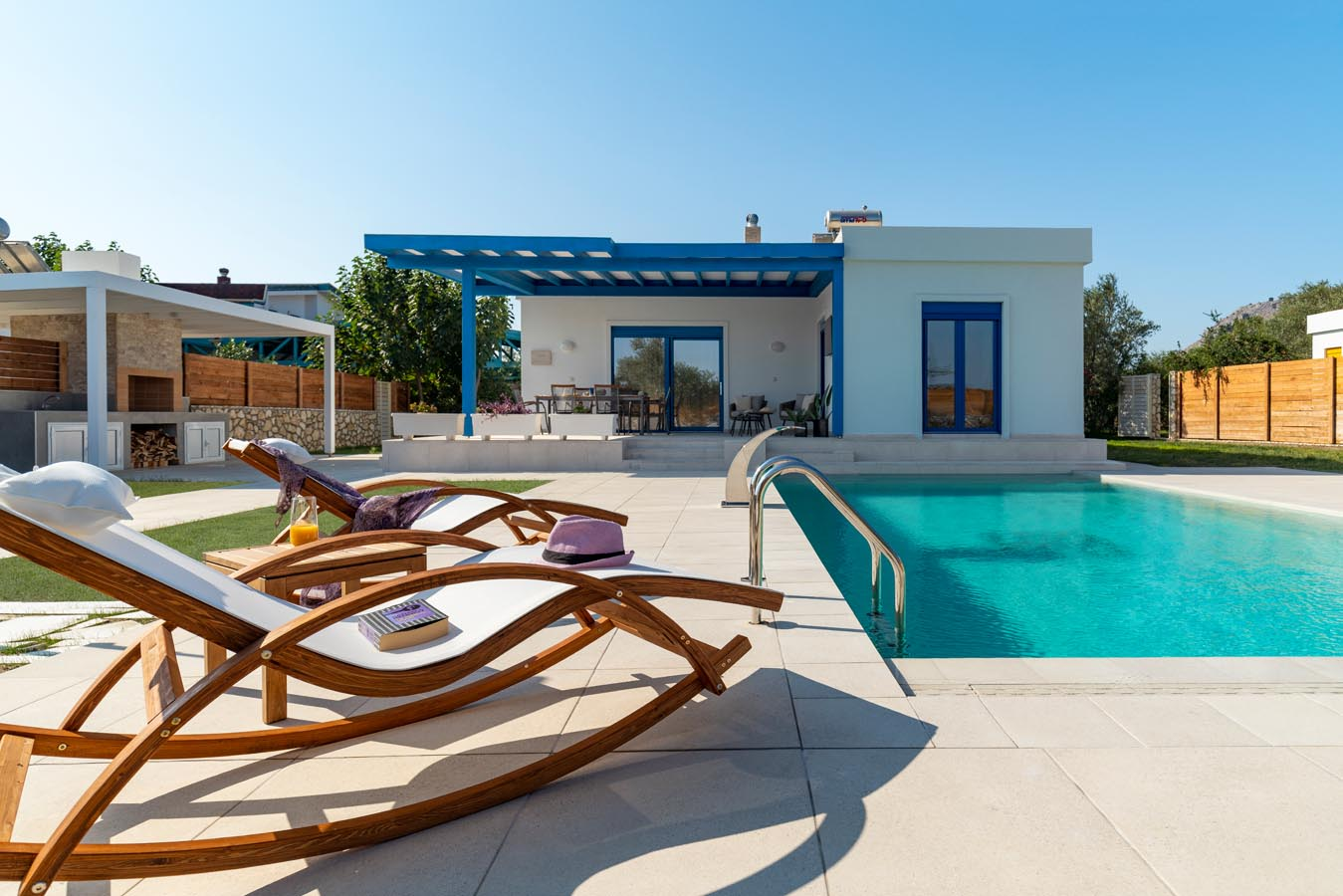 Rhodes Holidays Villa Thalassa 33