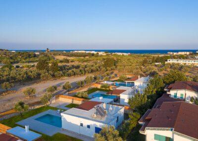 Rhodes Holidays Villa Thalassa 35