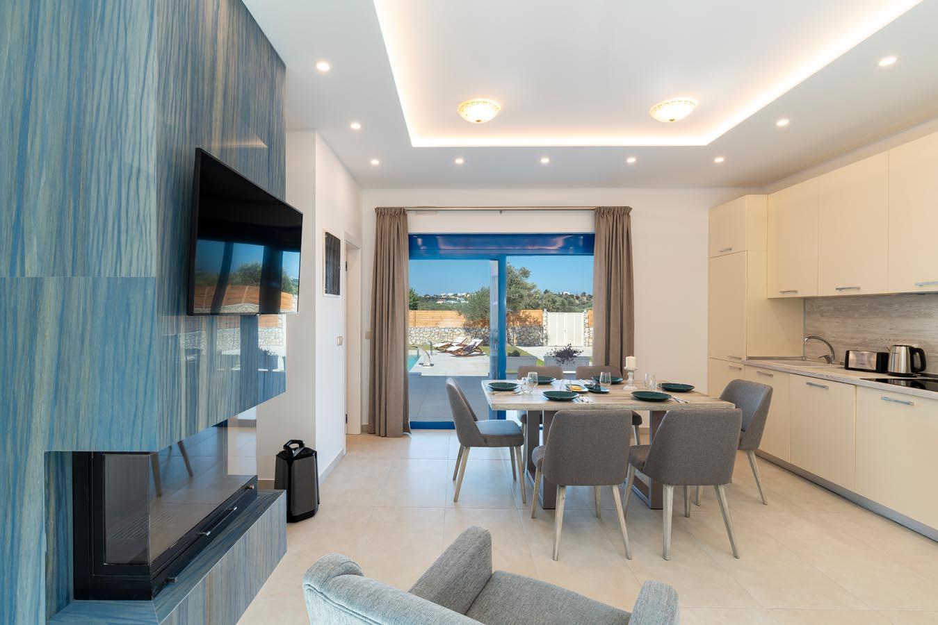 Rhodes Holidays Villa Thalassa 6