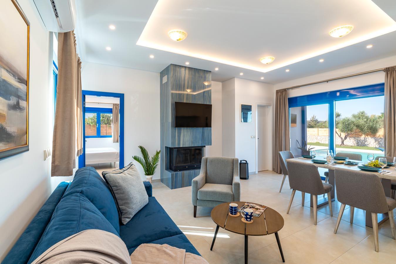 Rhodes Holidays Villa Thalassa 7