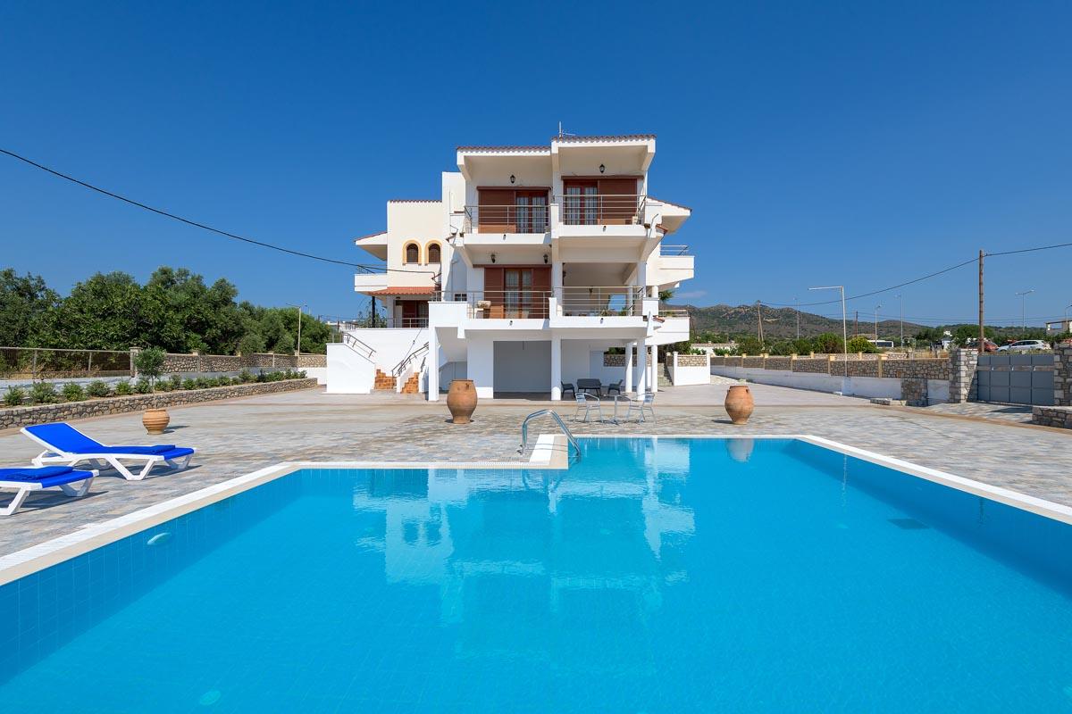 Rhodes Holidays Villa Valasia Gennadi Rhodes 1