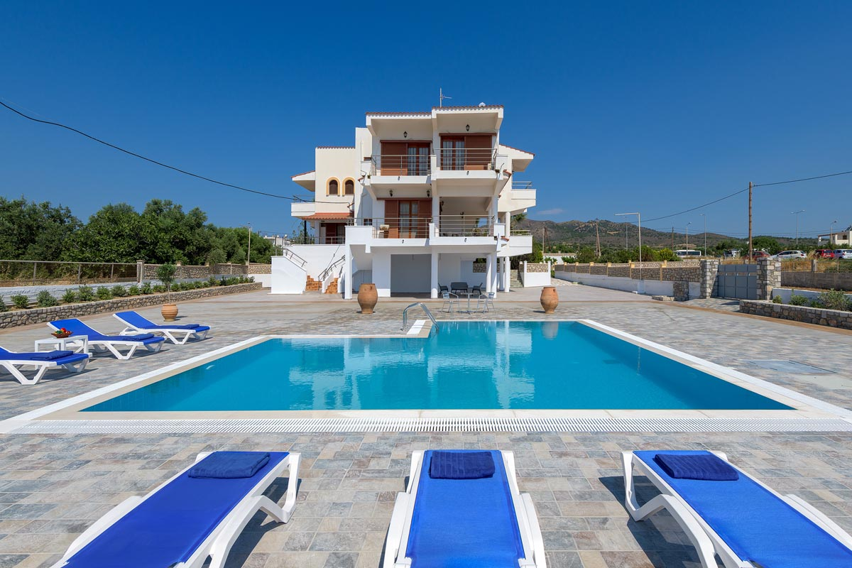 Rhodes Holidays Villa Valasia Gennadi Rhodes 18