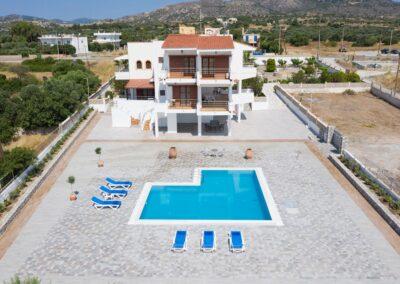 Rhodes Holidays Villa Valasia Gennadi Rhodes 22