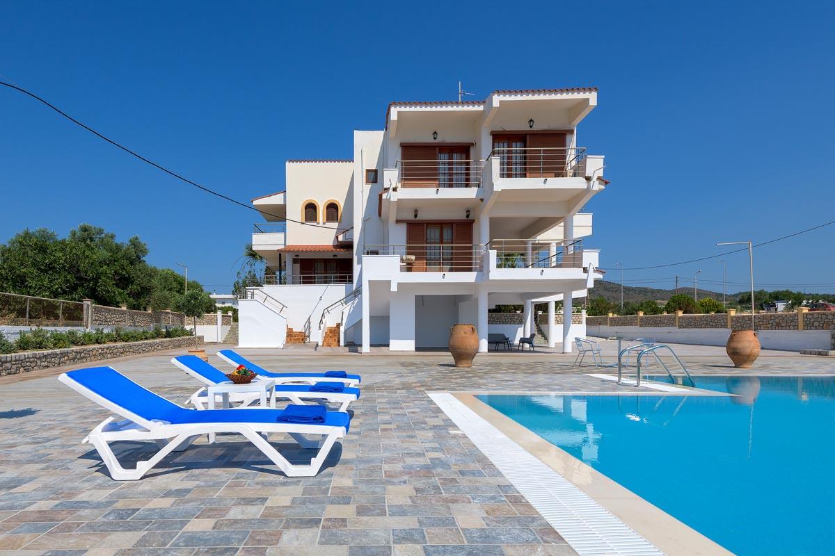 Rhodes Holidays Villa Valasia Gennadi Rhodes 23
