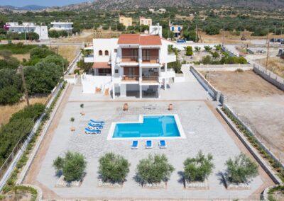 Rhodes Holidays Villa Valasia Gennadi Rhodes 24