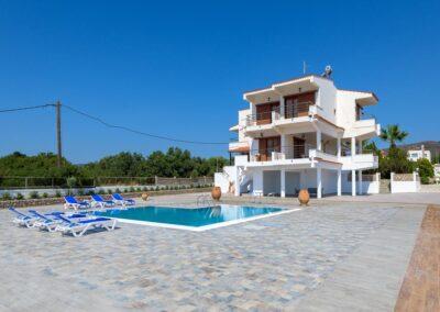 Rhodes Holidays Villa Valasia Gennadi Rhodes 29