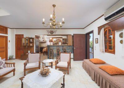Rhodes Holidays Villa Valasia Gennadi Rhodes 4