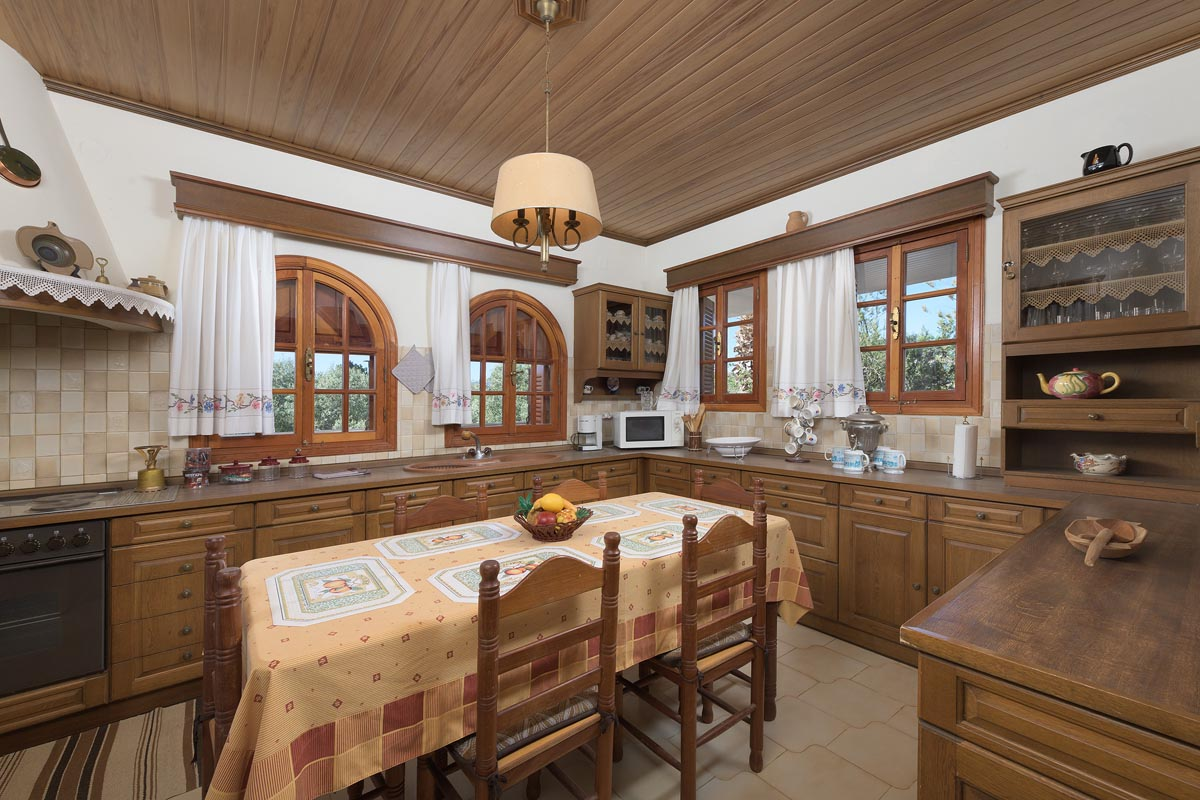 Rhodes Holidays Villa Valasia Gennadi Rhodes 5