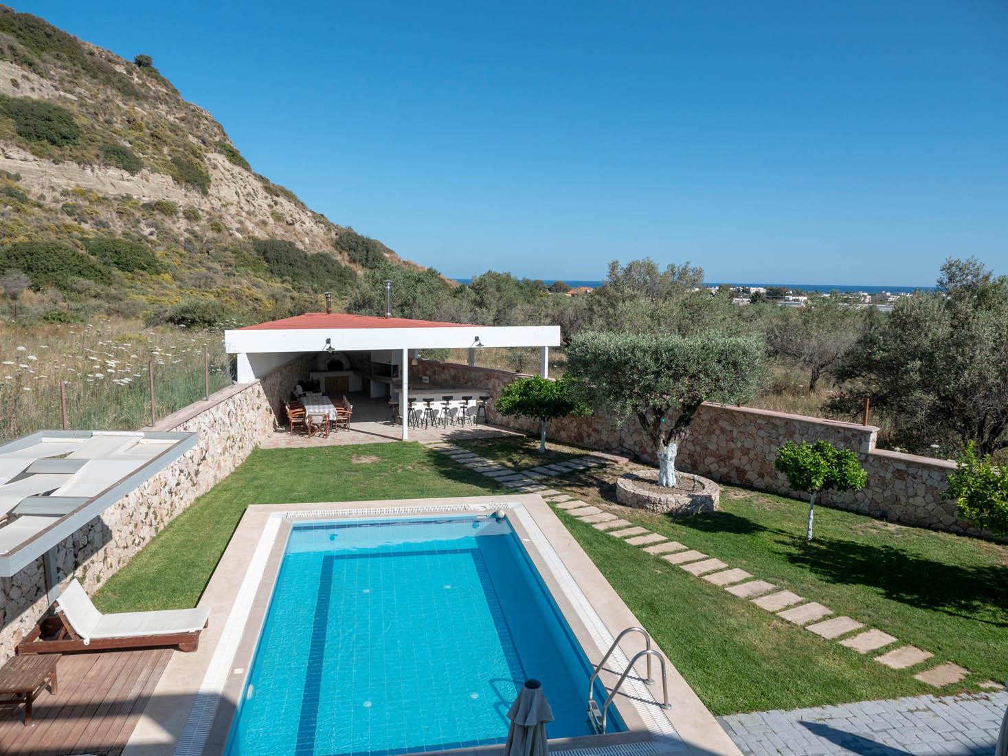 Rhodes Holidays Village View Afantou