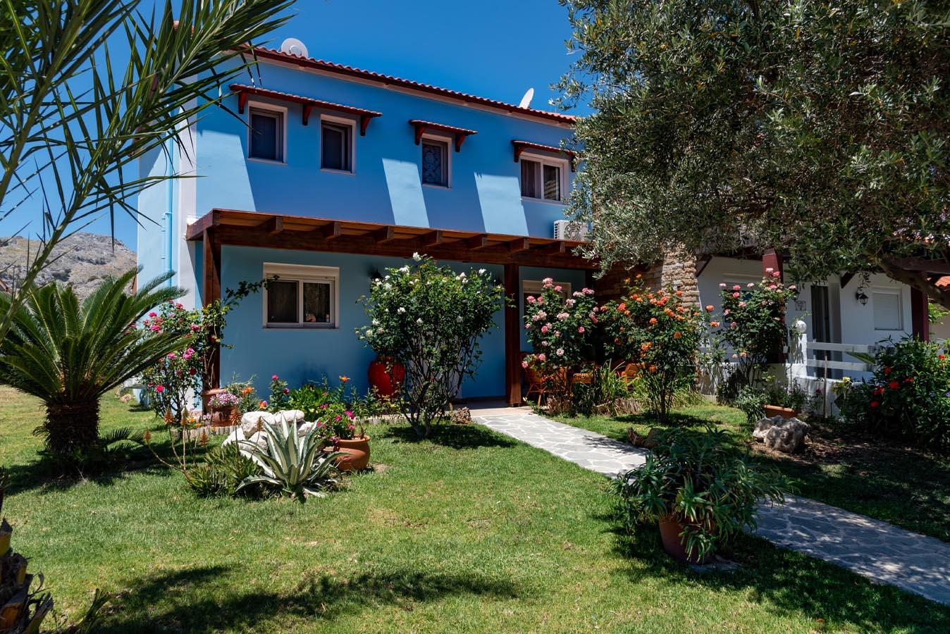 Rhodes Holidays Posidonias Villas White 15