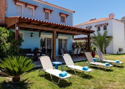 Rhodes Holidays Posidonias Villas White 16
