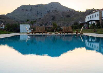 Rhodes Holidays Posidonias Villas White 2
