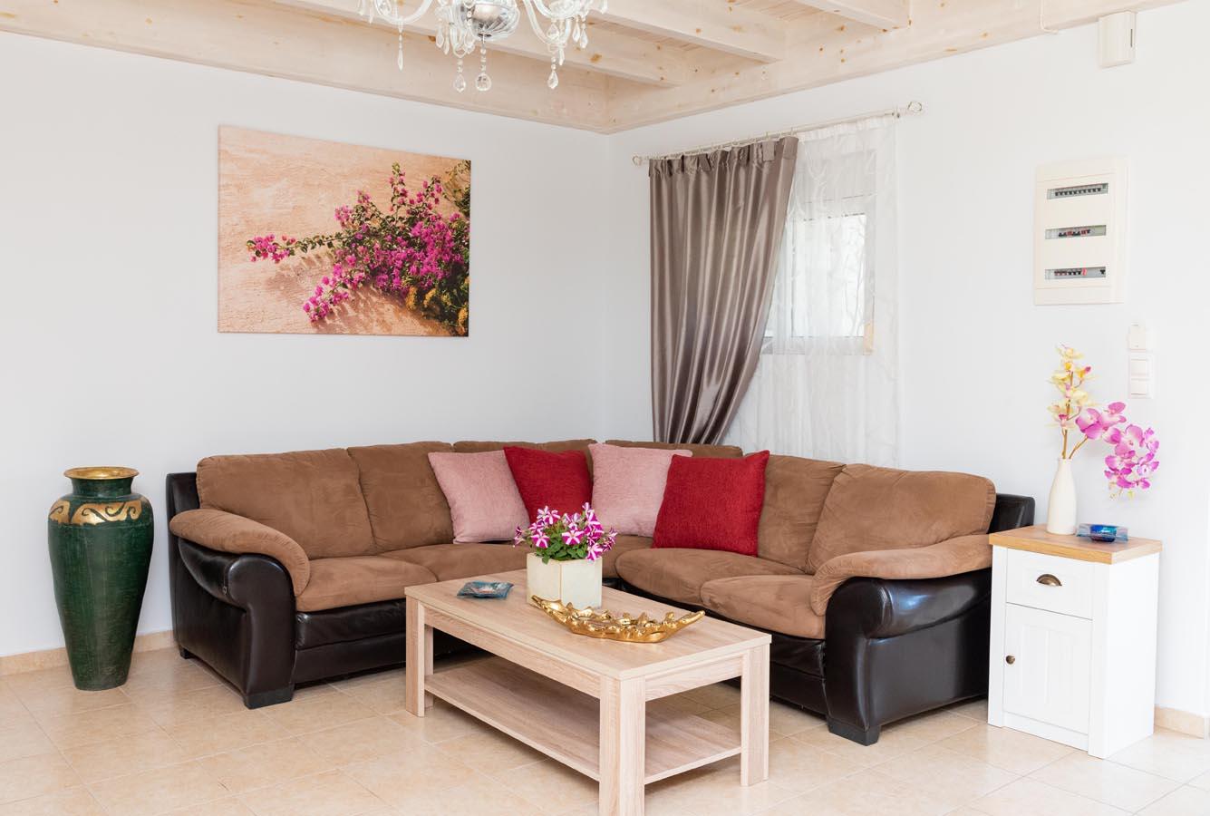 Rhodes Holidays Posidonias Villas White 4