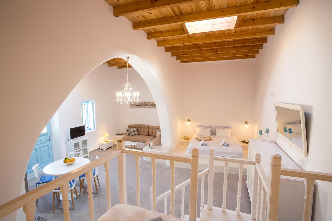 Rhodes Holidays Traditional Luxury Home 15