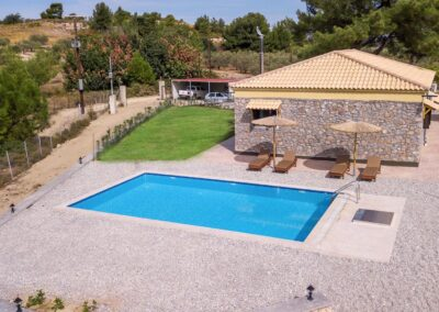 Rhodes Holidays Villa in the Woods 1