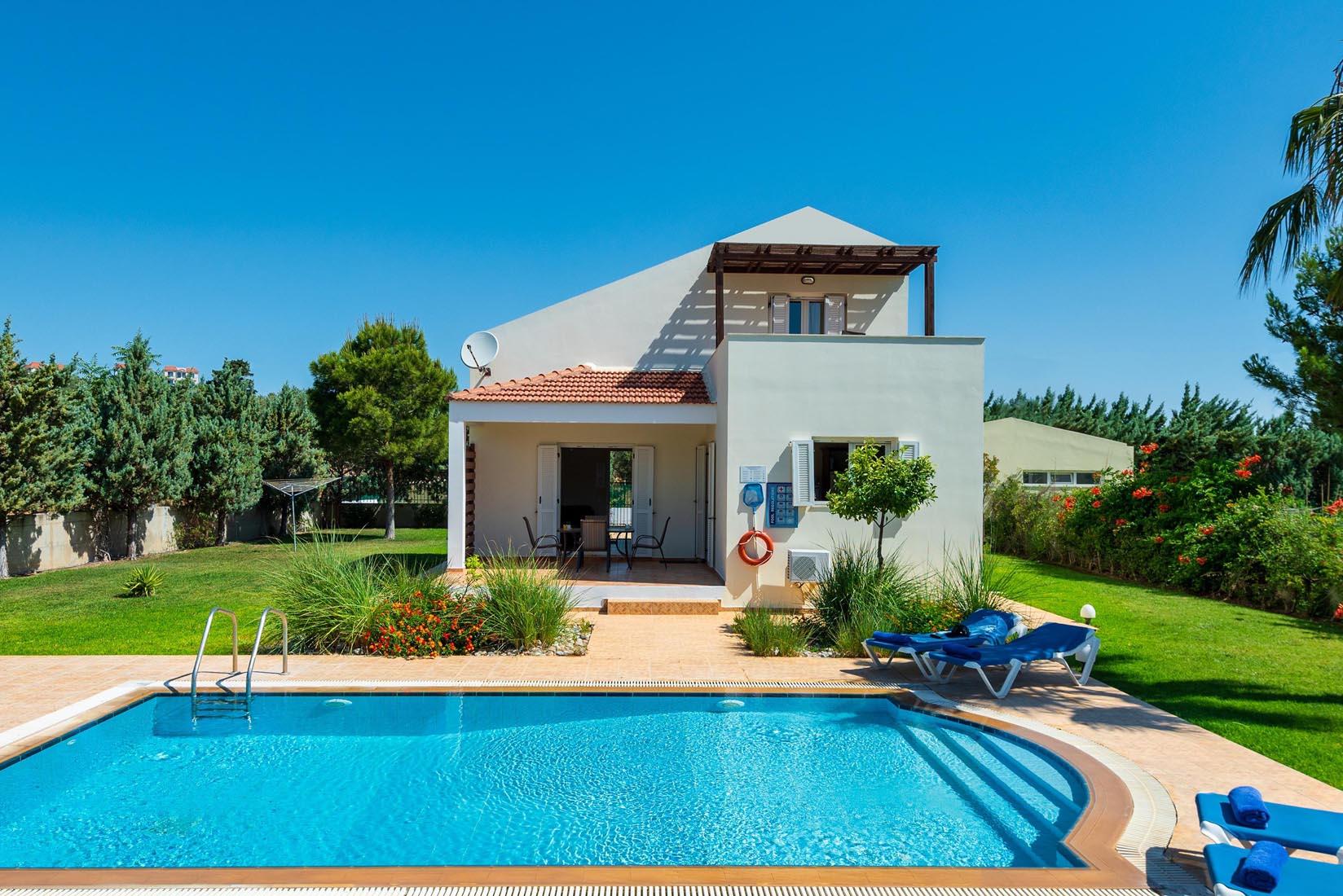 Rhodes Holidays Athina Classico Villa