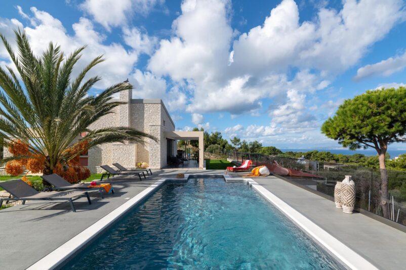 Rhodes Holidays Aura Hill Villa 1