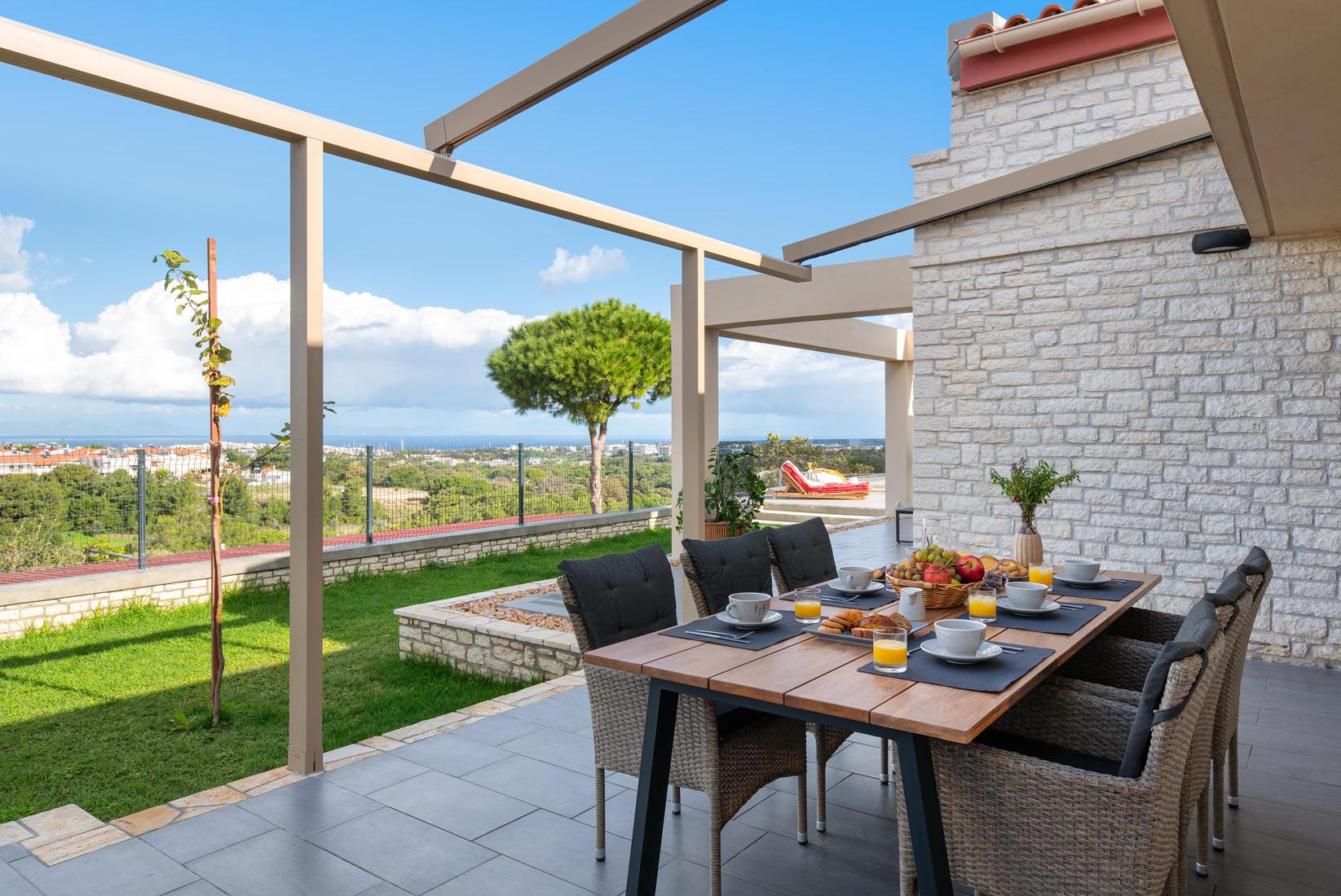 Rhodes Holidays Aura Hill Villa 2