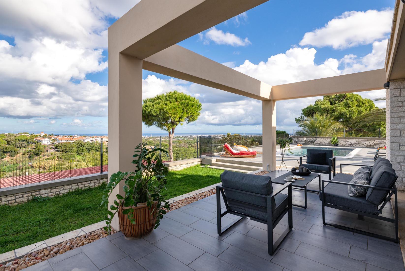 Rhodes Holidays Aura Hill Villa 21