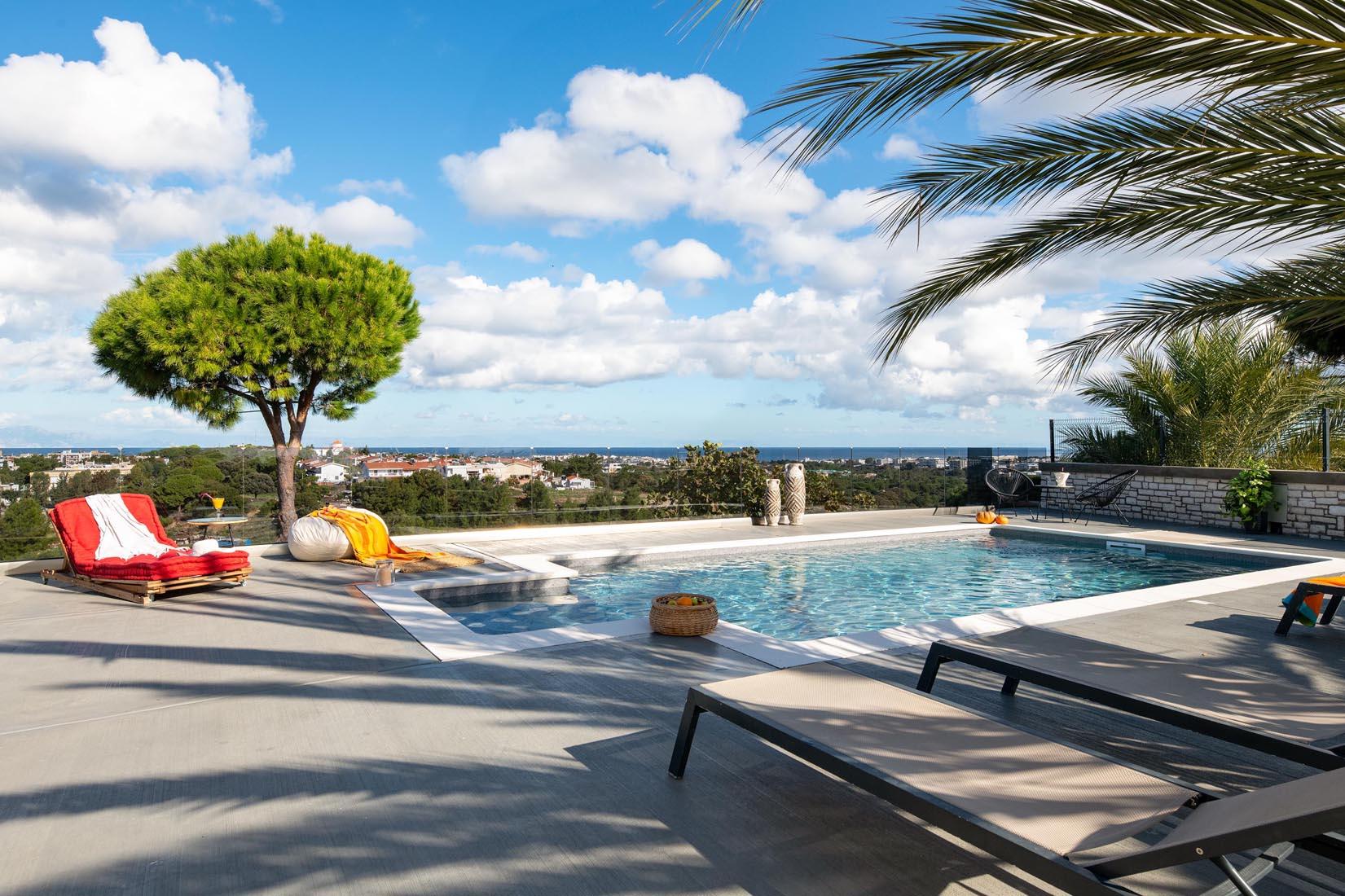 Rhodes Holidays Aura Hill Villa 3
