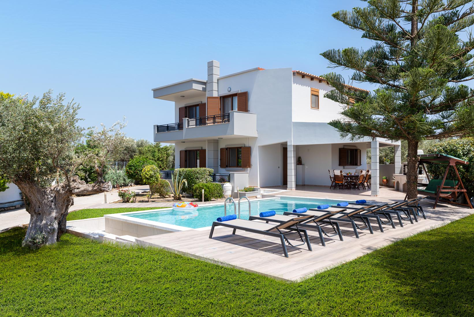 Rhodes Holidays Villa Vergio