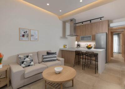 Rhodes Holidays Lusian City Apartment Pothos