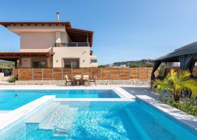 Rhodes Holidays Panthea Ixia Villa