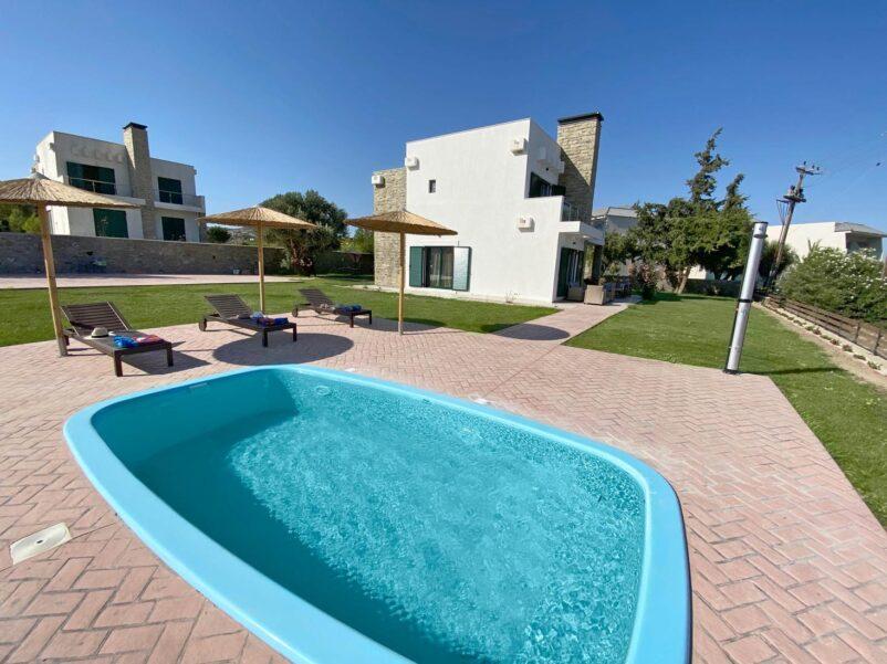 Rhodes Holidays Heliophos Villa Amalthia