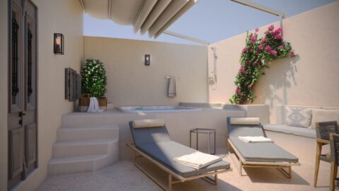 Rhodes Holidays Melitia Traditional House