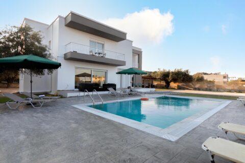 Rhodes Holidays Mika Villa