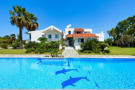 Rhodes Holidays Sutherlea Villa